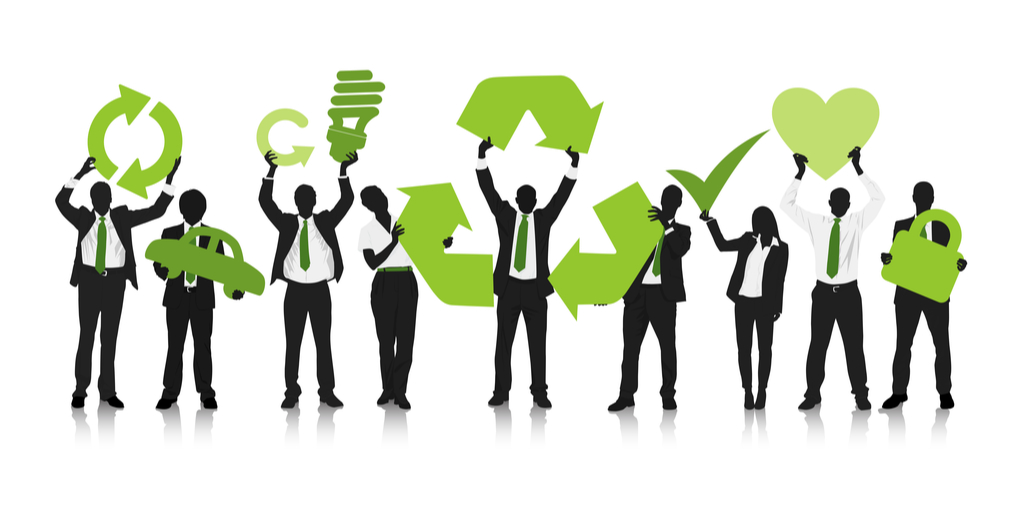 business recycling services